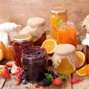 Jam, Jelly, Syrup